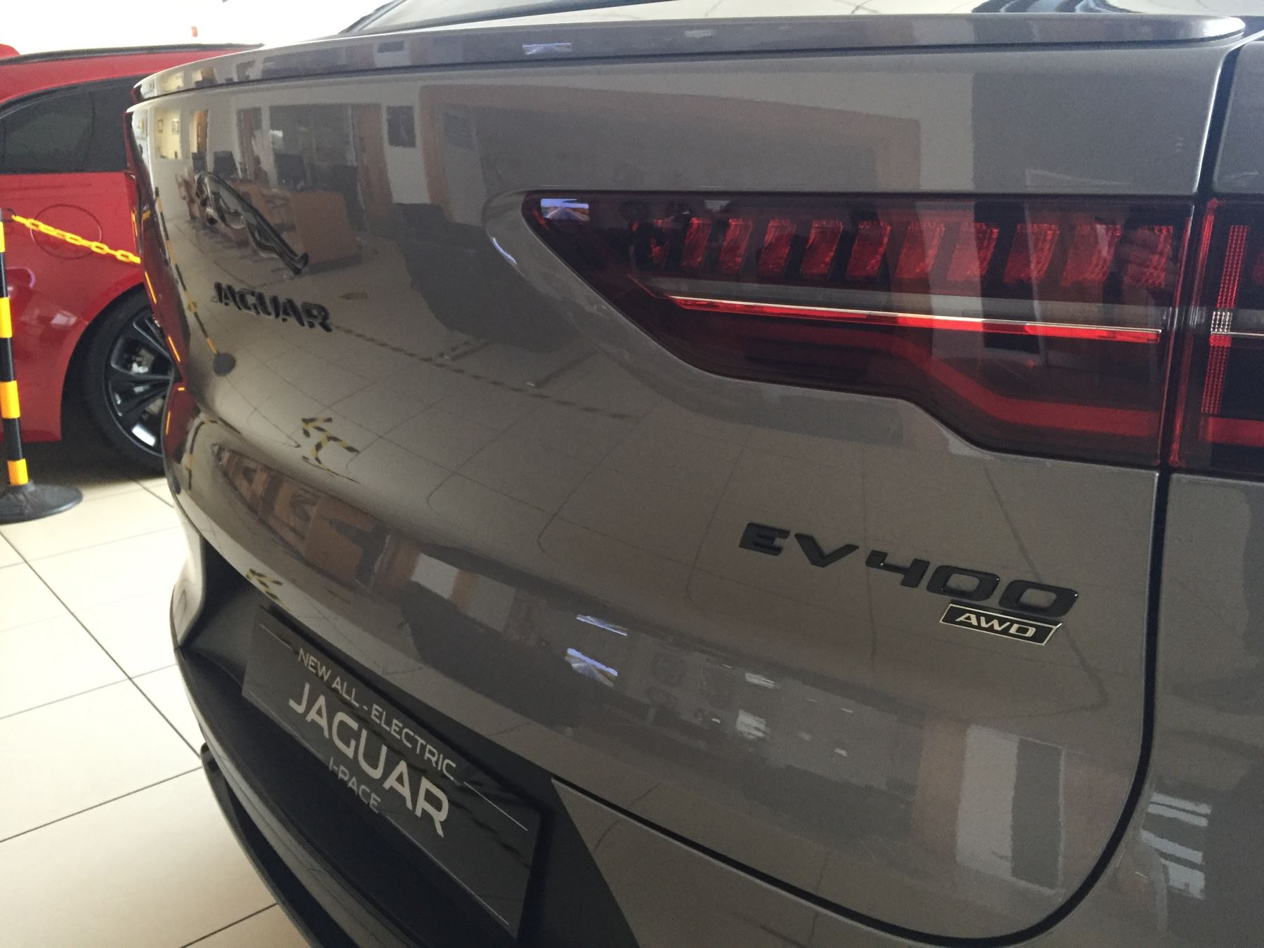 Jaguar I-PACE 90kWh EV400 HSE image 10